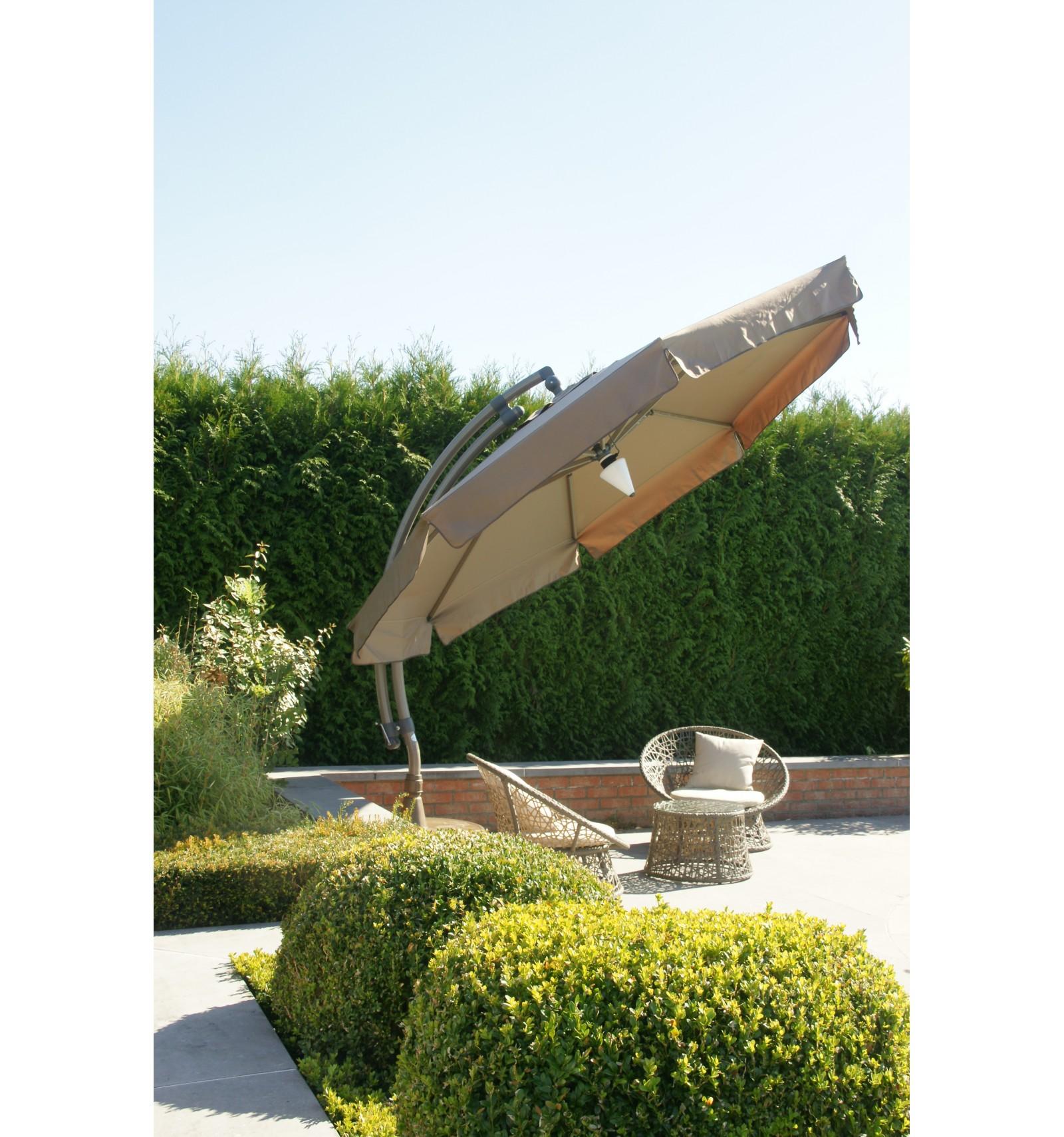 Sun Garden Ampelschirm Easy Sun 350