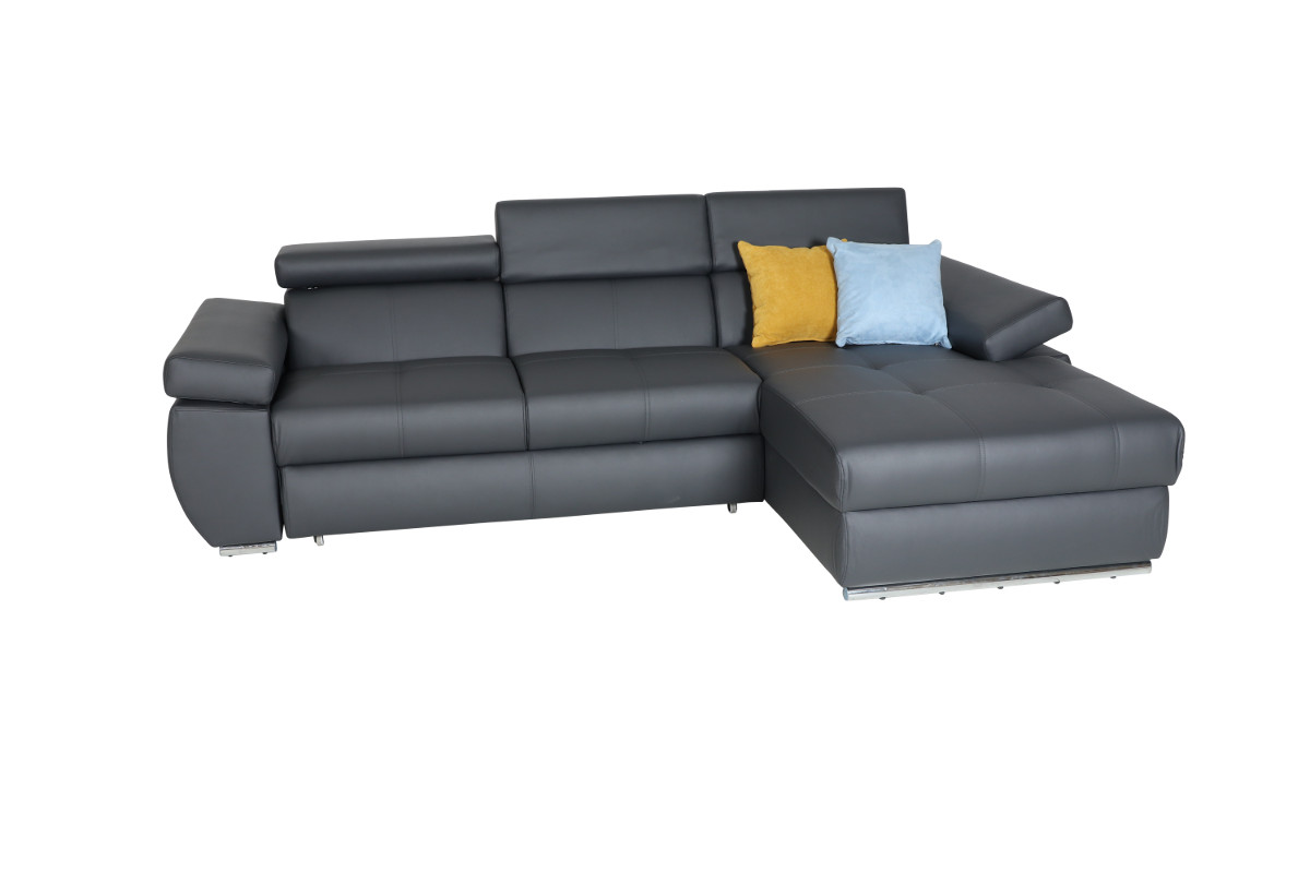 Sofa mit Longchair